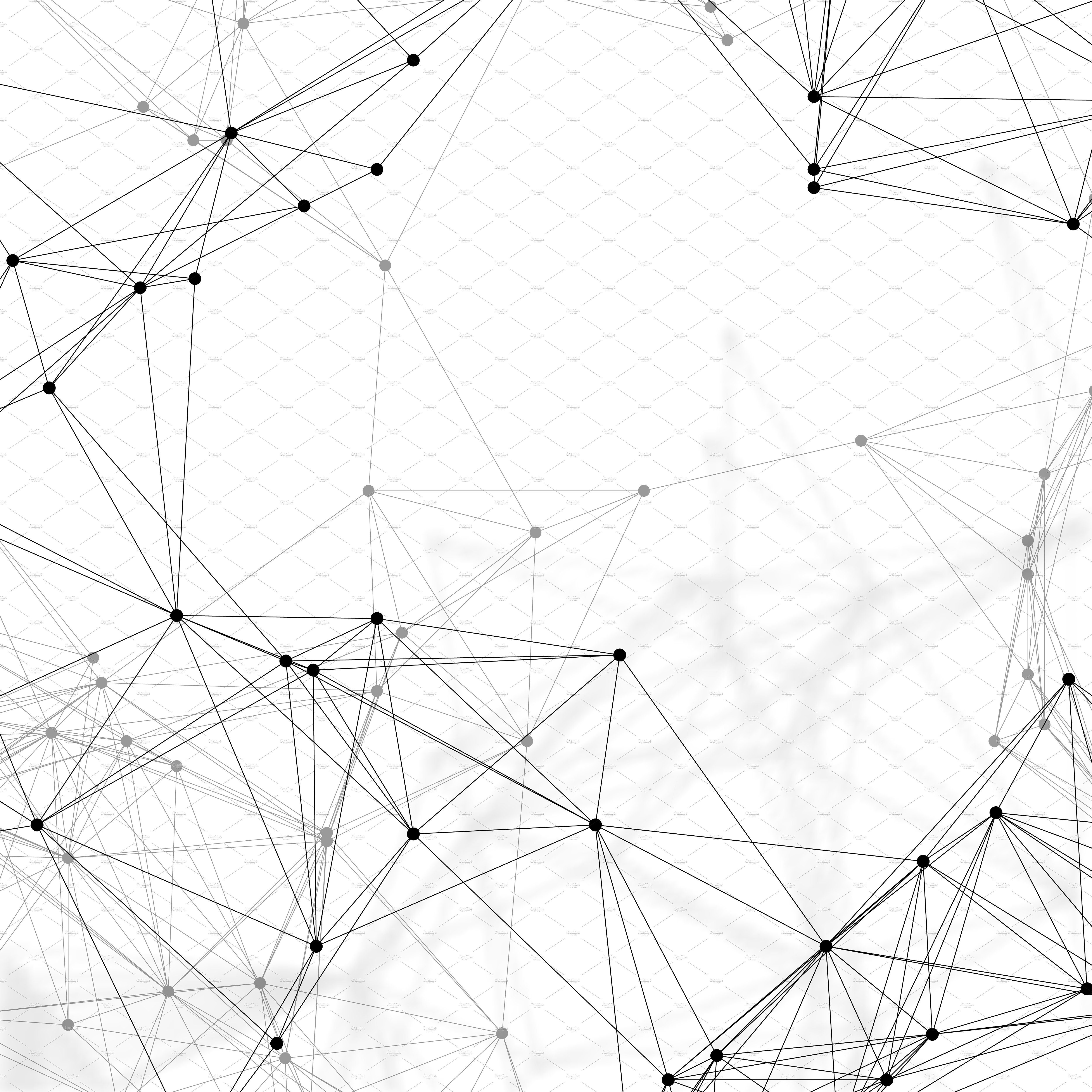 Molecular patterns #concept#Minimalistic#design#technology