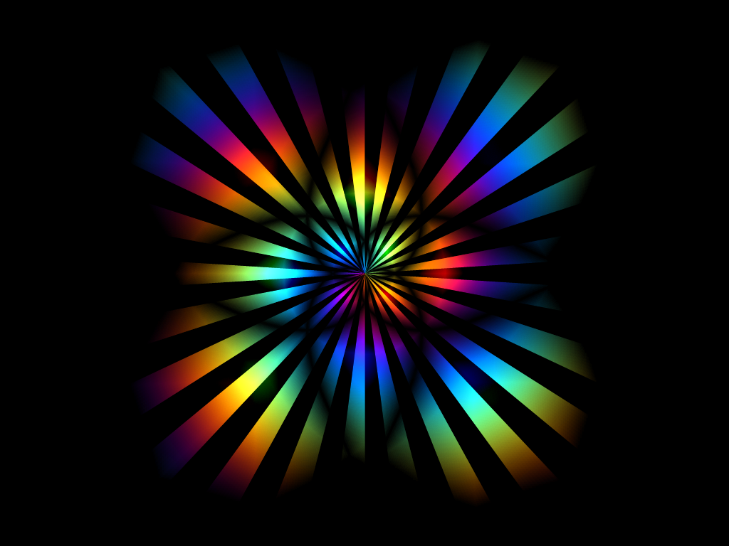 Обои неоновый, Abstract, rainbow, lights, colors, background. Абстракции foto 2