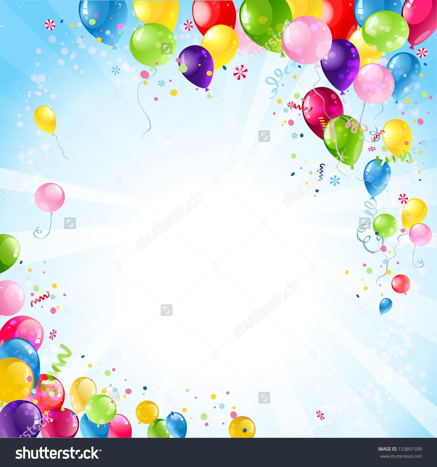 Free Birthday Background Vector Birthday background