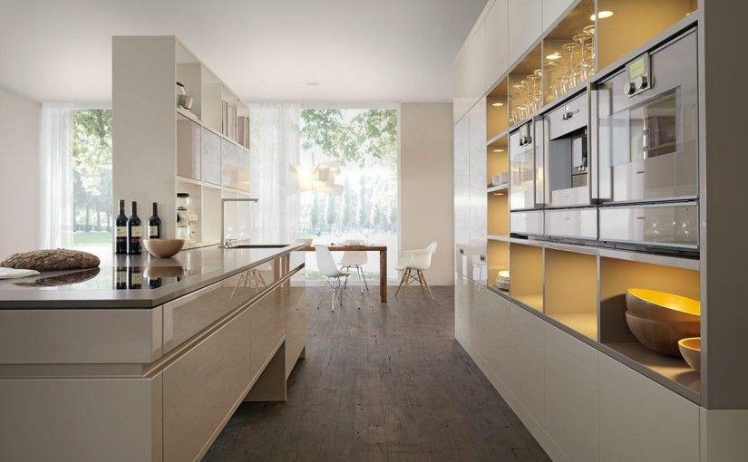Farbige Leuchten Machen Auch Aus Der Kühlsten, Weißen Küche Einen  Abwechslungsreichen Hingucker Http:/