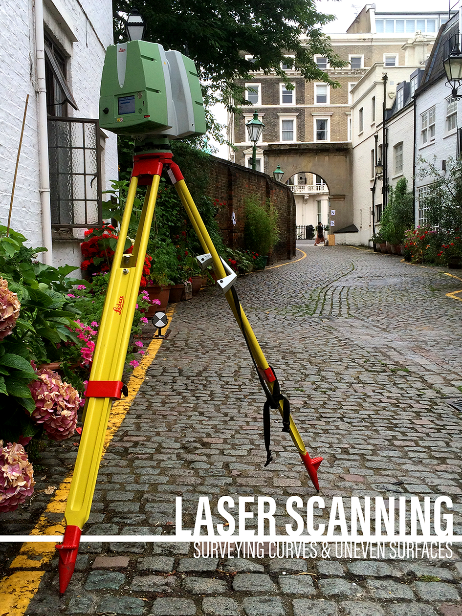Our laserscanning team have been off out again this time for Architecture 3d laser scanner