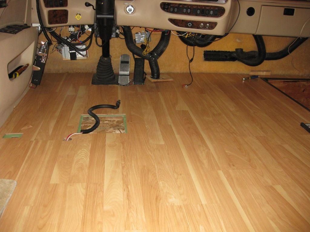 We Go Far » Replacing Carpet With Laminate