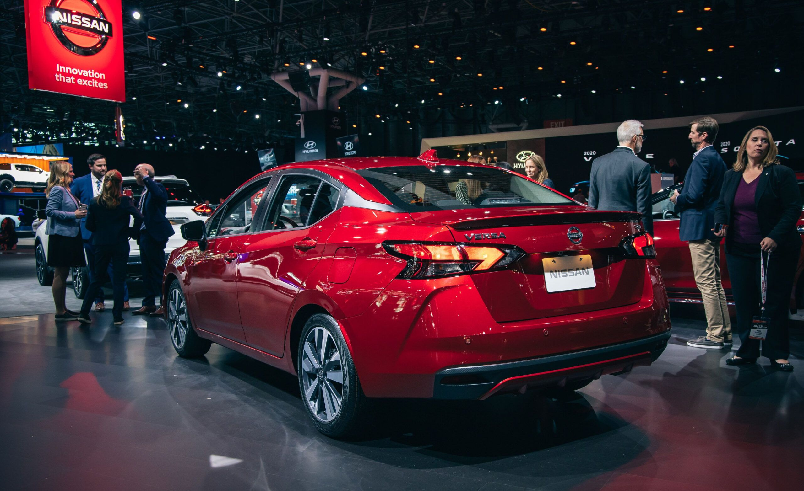 Nissan Versa 2020 Specs Performance di 2020