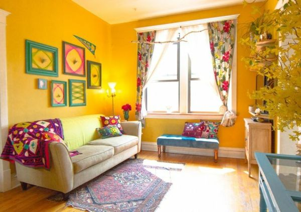 Kurze Gardinen \u2013 wann sollte man sich dafür entscheiden? - design gardinen wohnzimmer