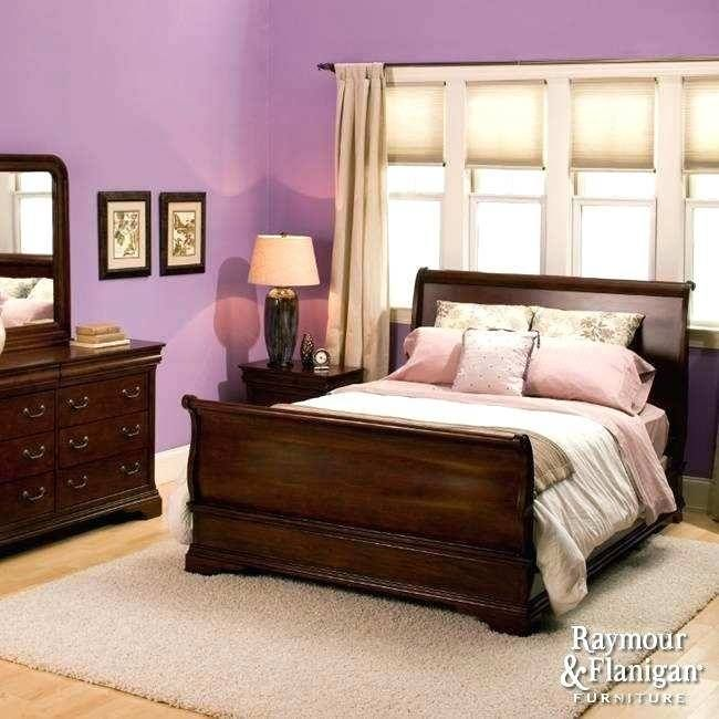 bedroom set at raymour and flanigan  bedroom sets queen