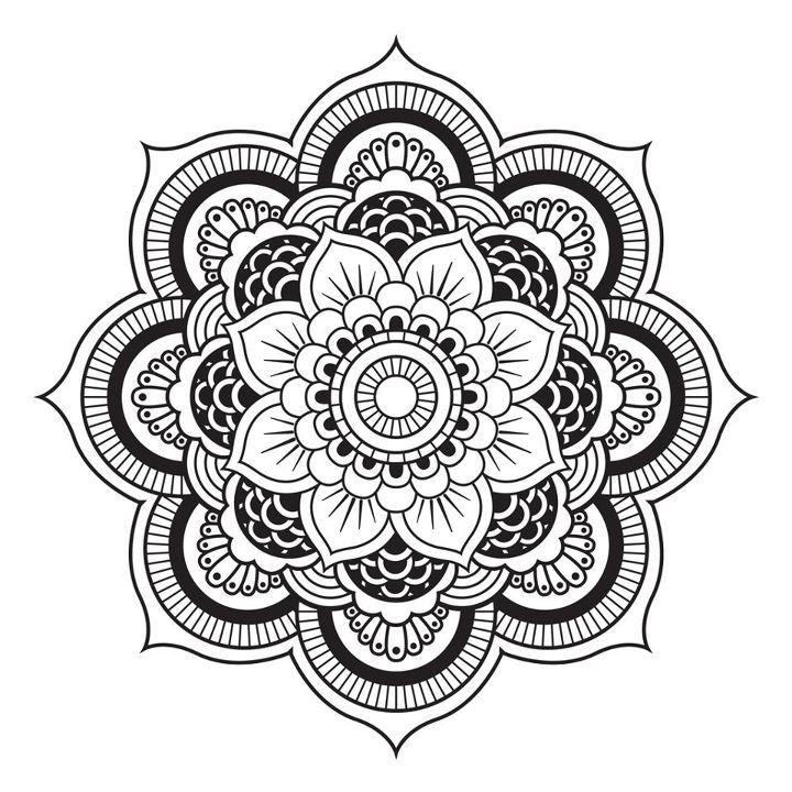 Pin de Tink Tac Toe en Oodles of Doodles   Pinterest   Mandalas ...