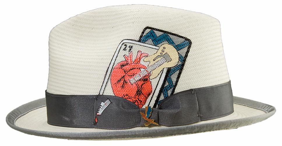 e4192d8b7124a I want these! Carlos Santana Men s Shantung Panama Hat (SAN101 ...