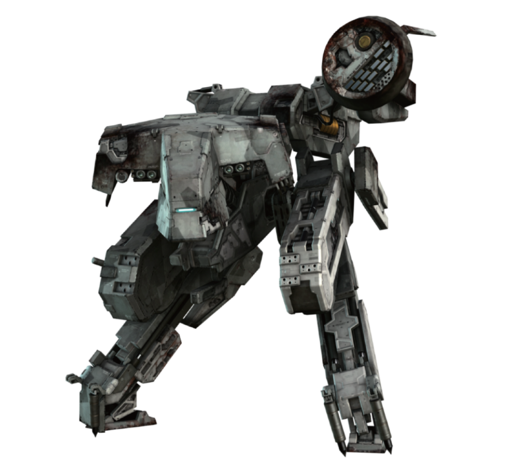 Metal Gear Rex From Metal Gear Series Metal Gear Rex Metal Gear Series Metal Gear Solid