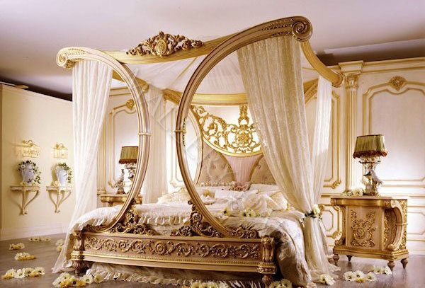 20 Queen Size Canopy Bedroom Sets Luxurious Bedrooms Chic