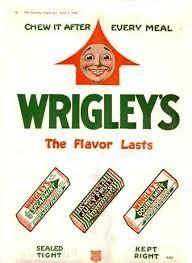Resultado de imagen para wrigley's ads