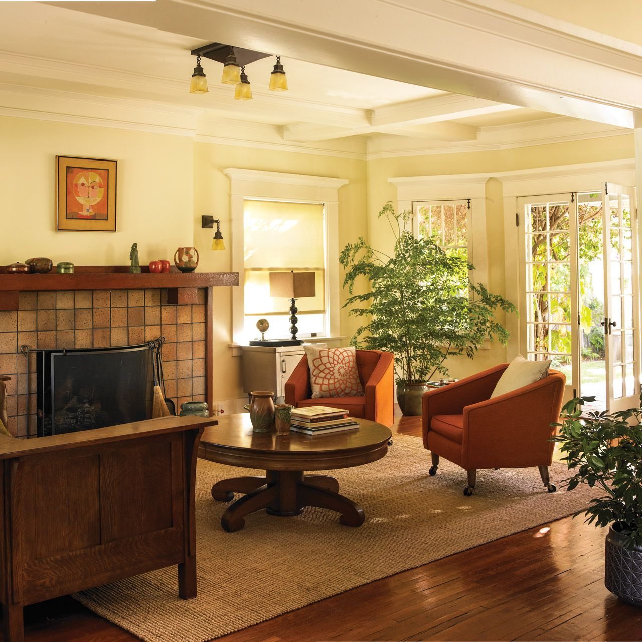 Dunn edwards paints paint colors walls golden west - Designer wall paints for living room ...