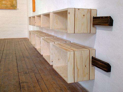 Michael Konig Sideboard Und Regal Sperrholz Diy Mobel Holz Diy Holz
