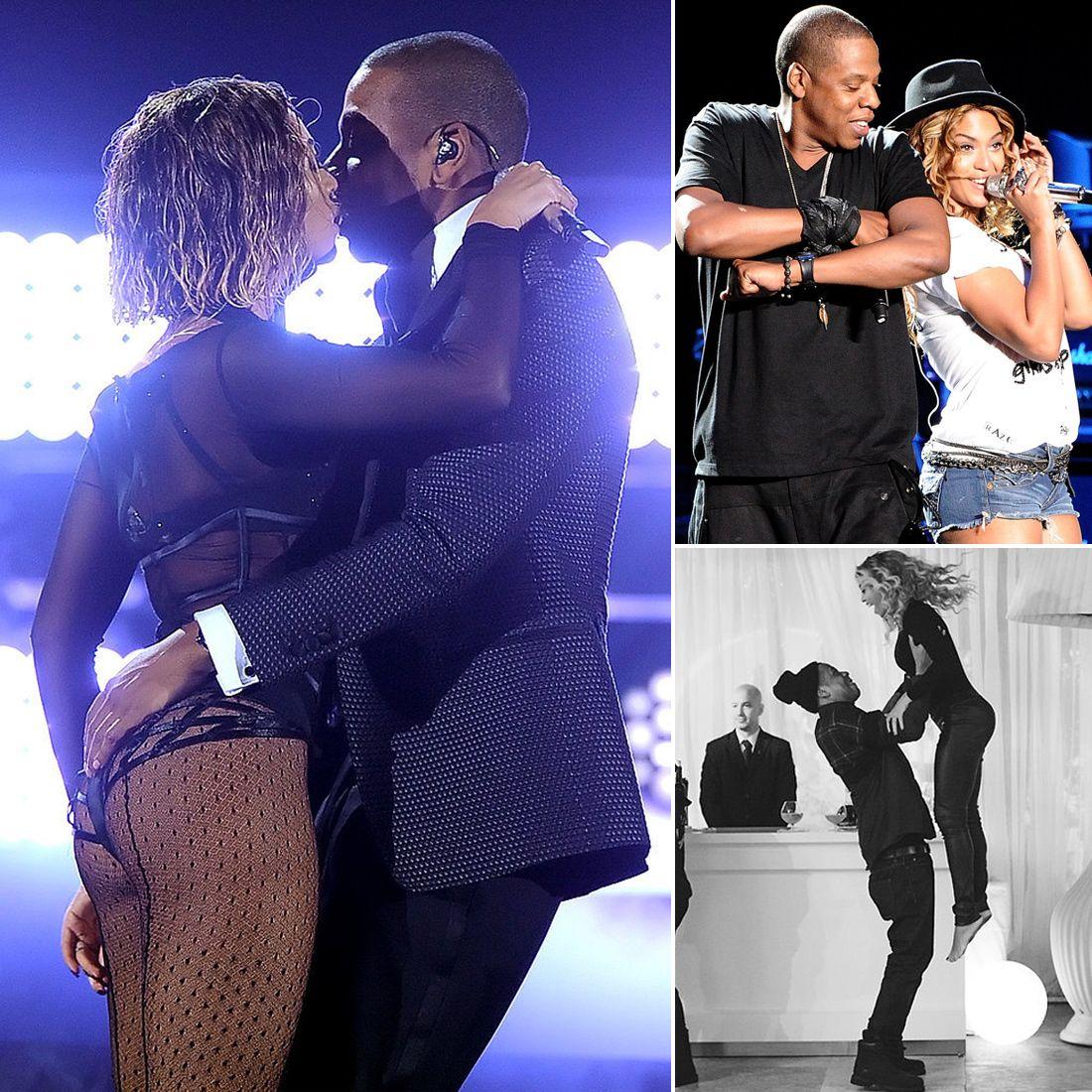 Beyonce Takes Jay
