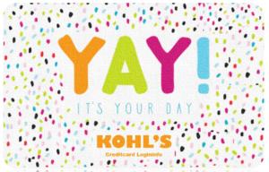Kohls Credit Card Login Credit Card Login Info Get Gift Cards Gift Card Balance Credit Card