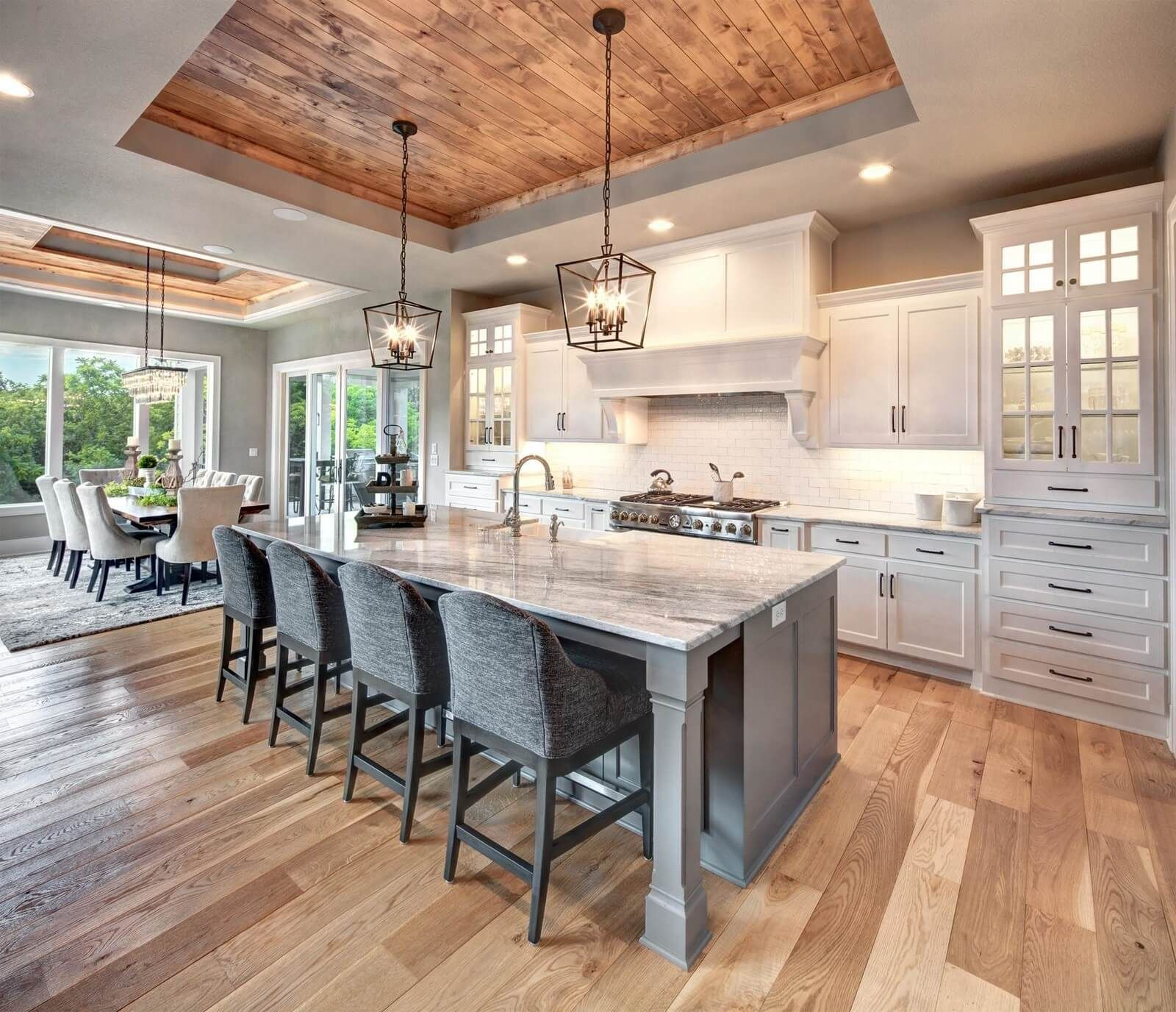 Ideas To Remodel Kitchen Classic Light Wood Floor Edge Wood Floor Kitchen Kitchen Inspiration Design Kitchen Remodel