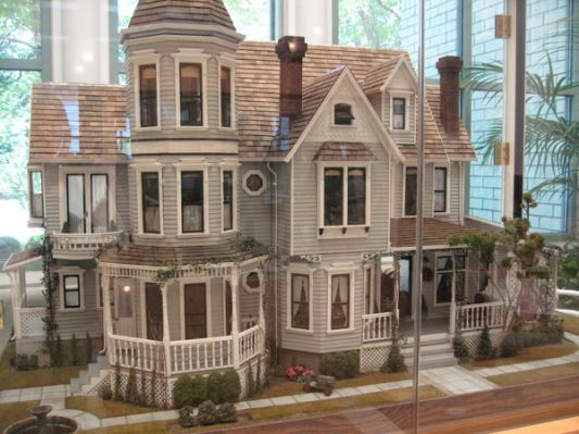 diy doll house plans | Dollhouses and Miniatures | Pinterest | Doll ...