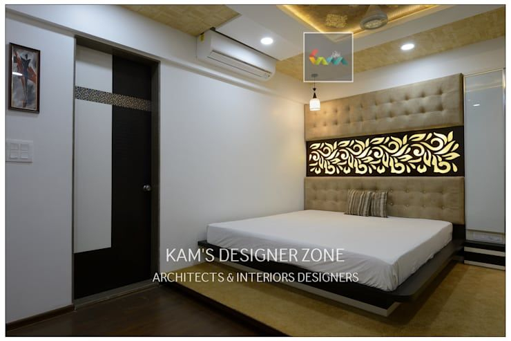 Flat Interior Design For PINKY AGARWAL By KAMu0027S DESIGNER ZONE | Homify