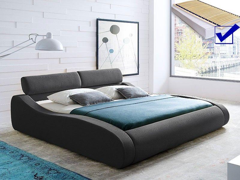 Schlafzimmer Mit Matratze Und Lattenrost