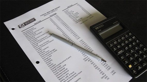 A glossary of terms with reference to Construction Cost Estimating