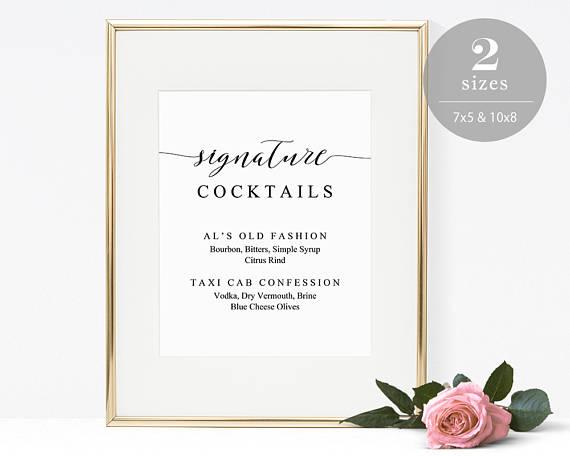 Pin On Wedding Sign