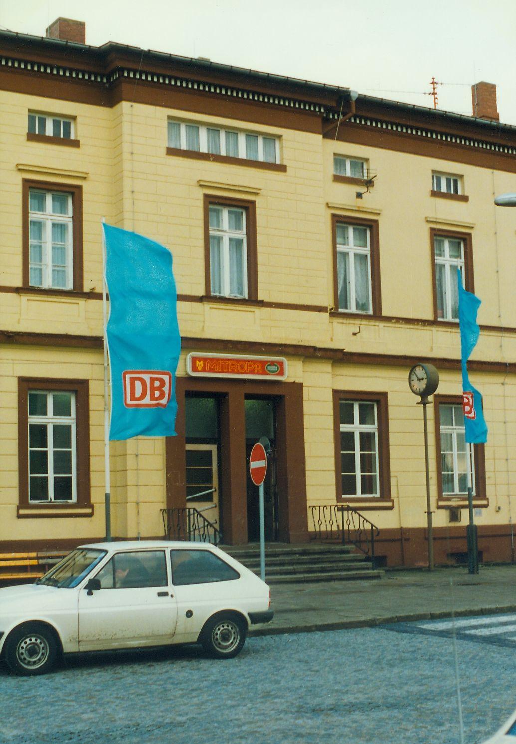 (1) Deutsche Bahn AG 'No Need to Fly Around the World in