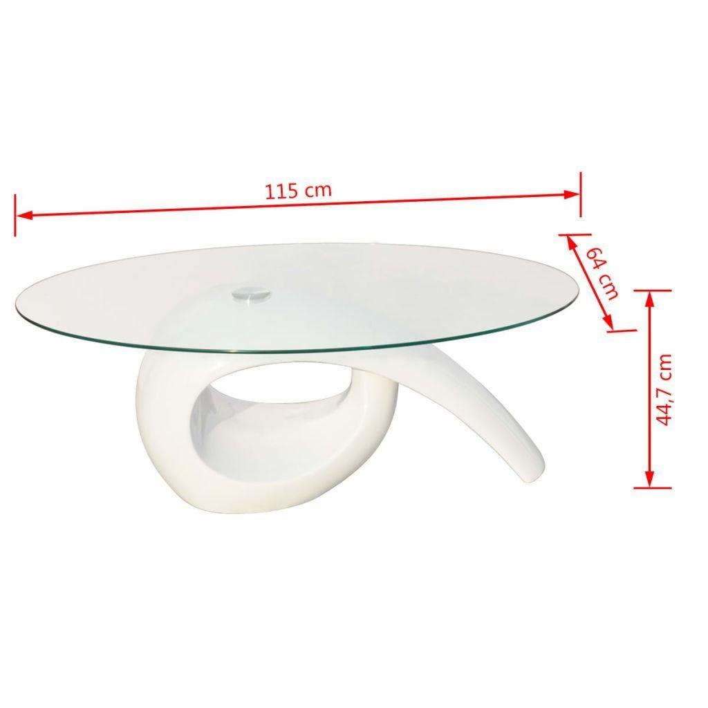 22++ White high gloss coffee table amazon ideas