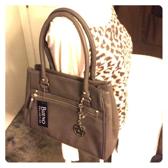 Brown Bueno Collection Purse Brand New With Tags