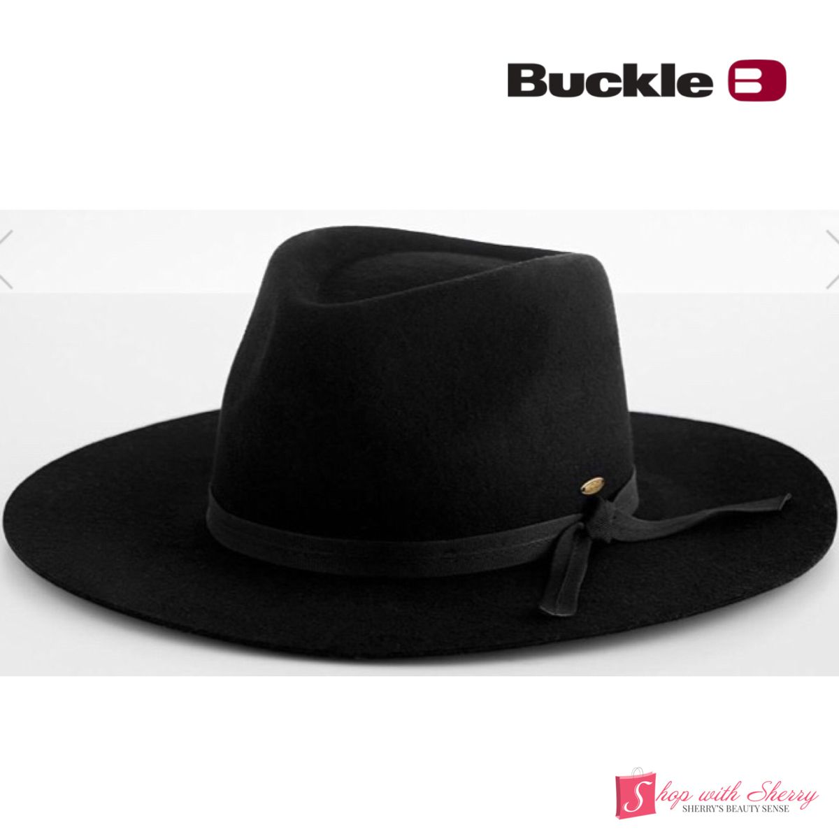You're going to love this trendy Wool panama hat from #bucklestyle on #shopwithsherry and #sherrysbeautysense #hats #fashiontrend #shoppingonline #styleinspiration