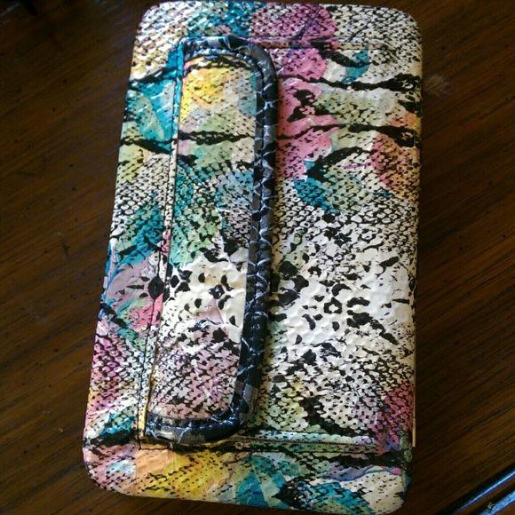 Snake print wallet Snake print wallet Bags Wallets