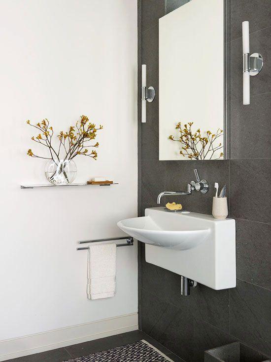 Bathroom Vanity Solutions Small Bathroom Decor Powder Room