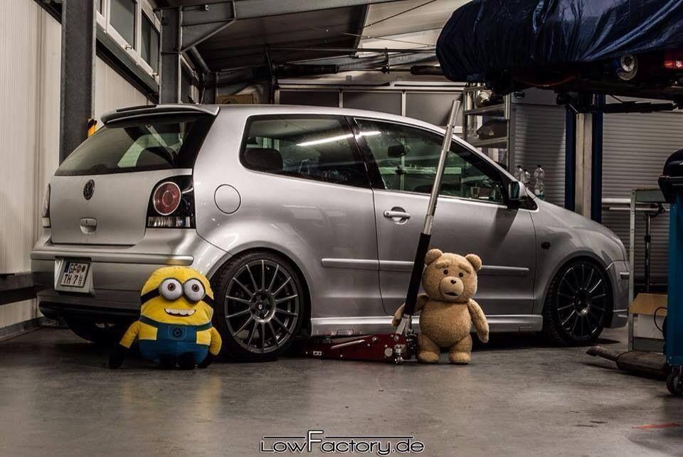 Vw Polo Car Volkswagen Vw Tiguan Voitures Motos Et