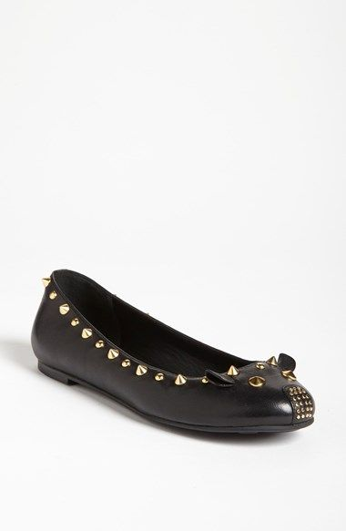 MARC BY MARC JACOBS 'Punk Mouse' Ballerina Flat | Nordstrom