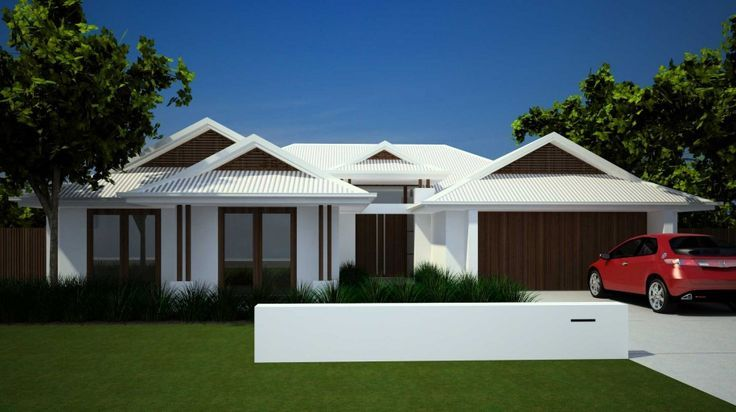 Image result for house with white roof | living room on ARK ...