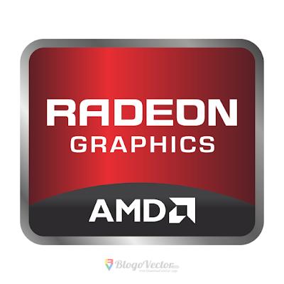 Amd Radeon Logo Vector Vector Logo Logos Vector