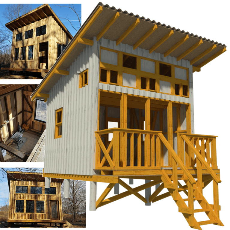 7 Ways To Turn Your Love Of Tiny Houses Into A Profitable Business Small Wooden House Plans Mi Wooden House Plans A Frame Cabin Plans Building A Tiny House