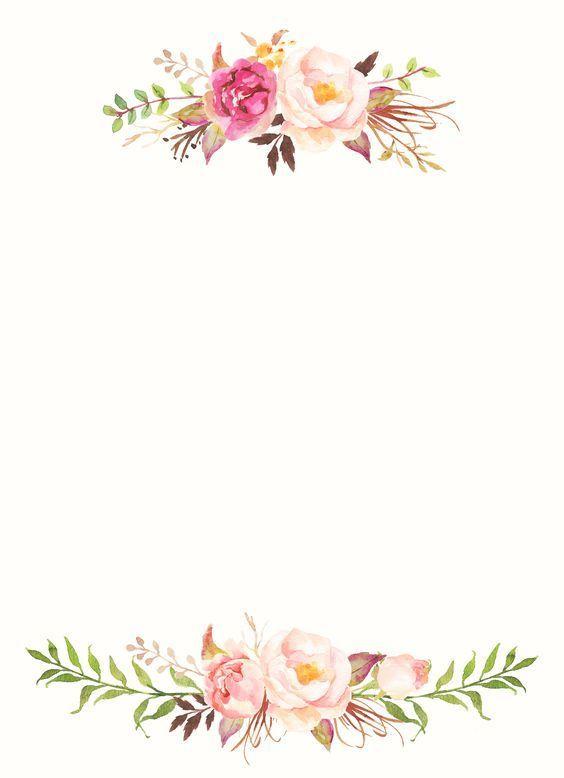 Plakat Kasia Kartu Pernikahan Kartu Bunga Desain Bunga