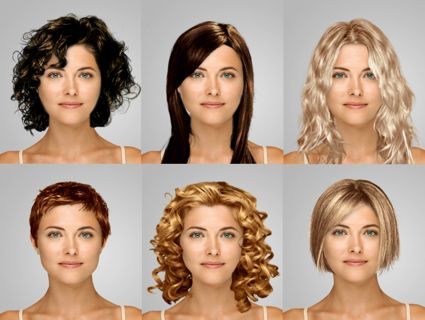 Which Hairstyle Suits Me Hair Styles Which Hairstyle Suits Me
