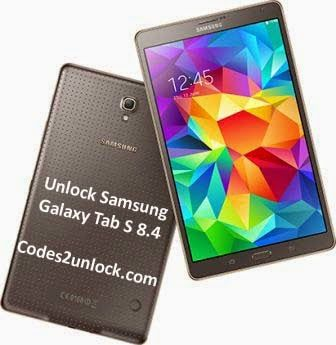 How to Carrier Unlock your Samsung Galaxy Tab S 8 4 by