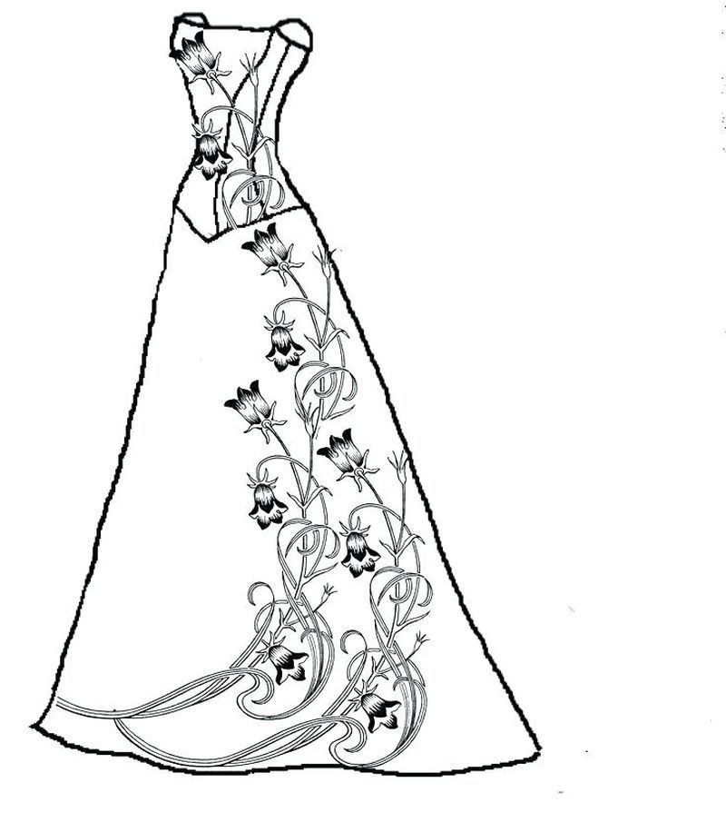 Best Wedding Coloring Pages Ideas Free Coloring Sheets Wedding Coloring Pages Stamp Dress Coloring Pages