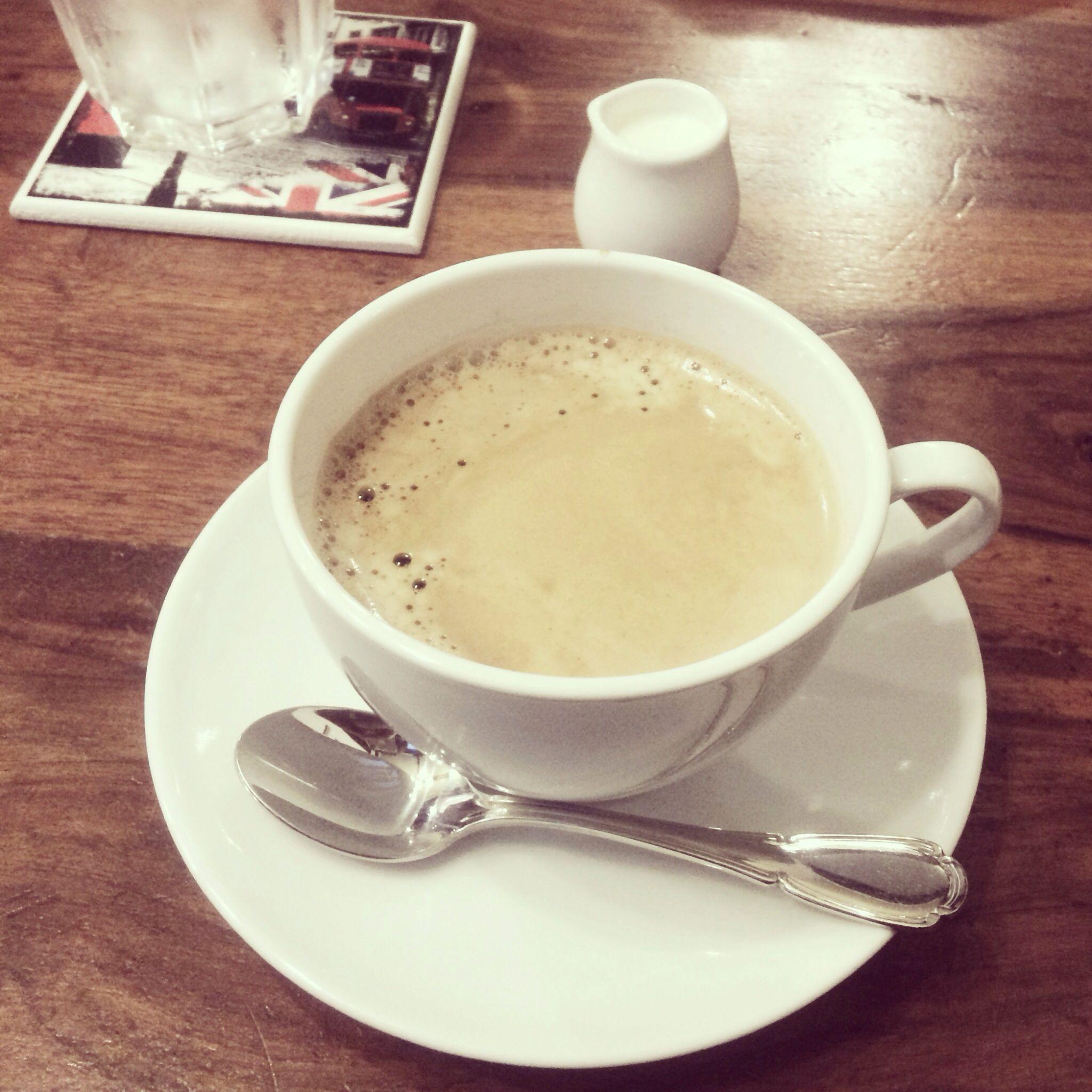[2013/11/13]     ごちそーさまでったーん☕️❤︎    @ AL'S CAFE