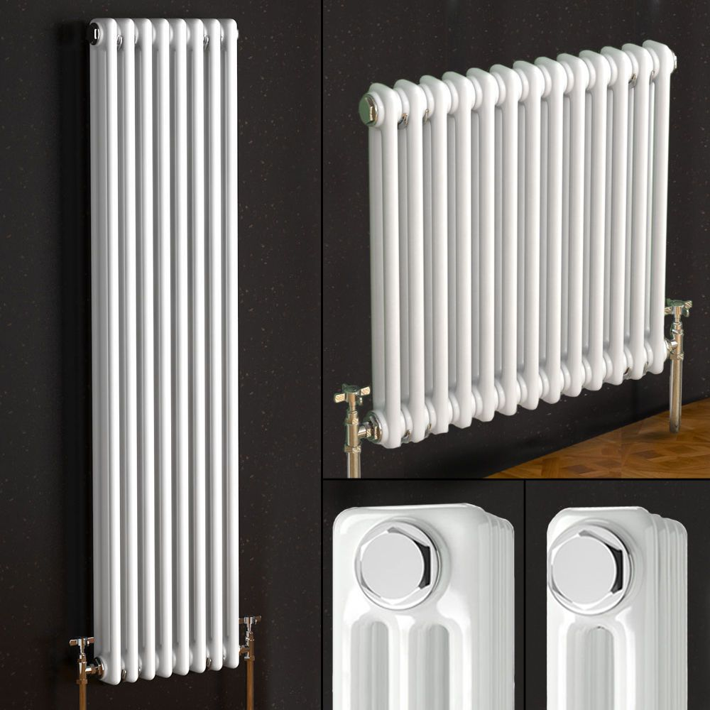 Vertical Or Horizontal Traditional Cast Iron Style Column