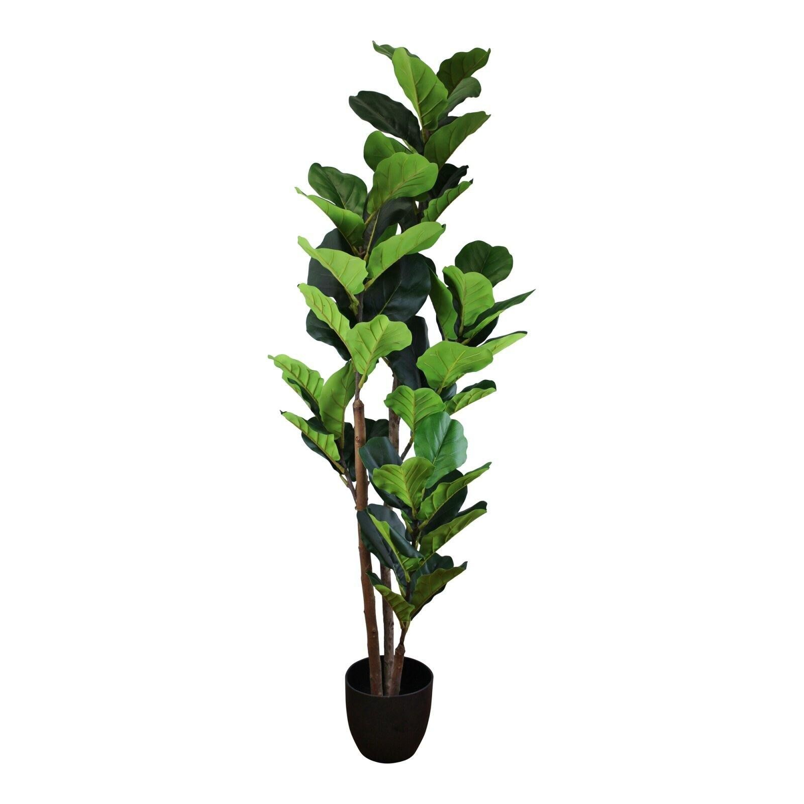 Photo of Artificial Fiddle Leaf Fig Tree 150cm