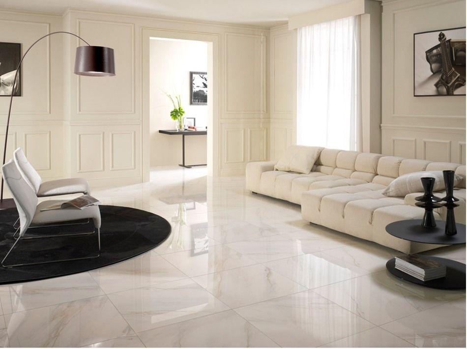 Carrelage Marbre Blanc Poli Brillant Carre Ou Carrelage Forme Rectangle Interieur Maison Amenagement De Piece Chambre Design
