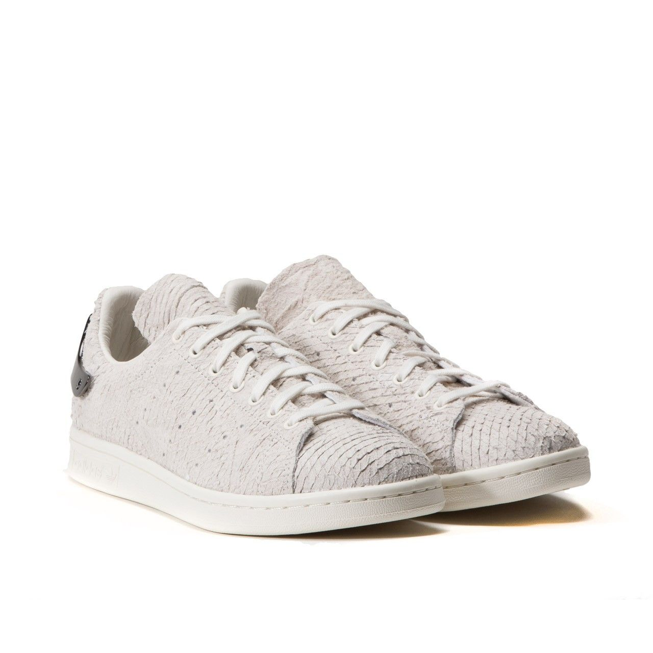 adidas Stan Smith Metal Heel Off White