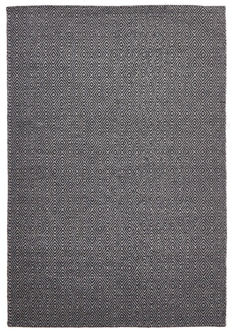 Nordic 304 Black Wool Rug Rugs Express Online Australia