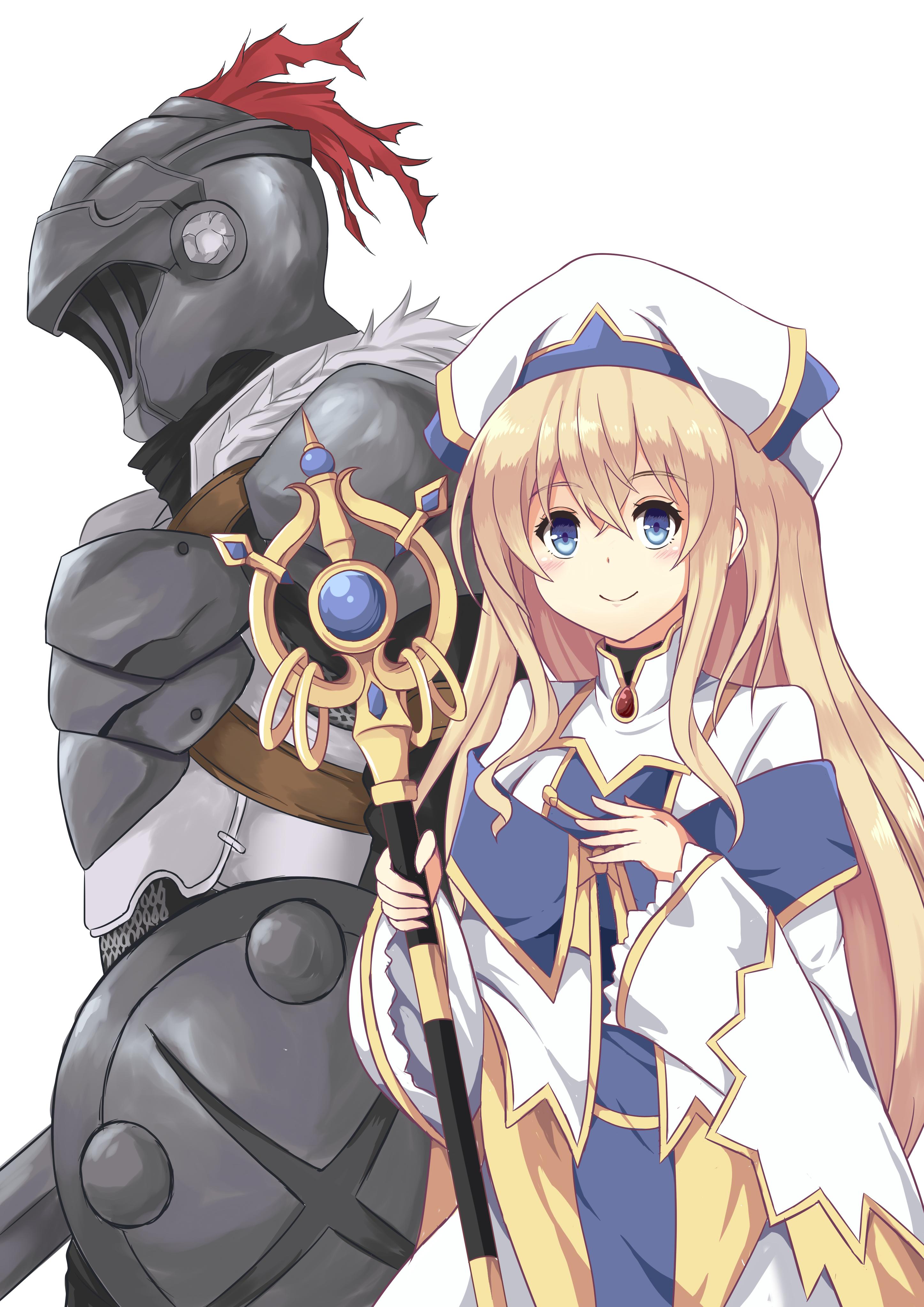 Goblin Slayer Y La Sacerdotisa Cute Anime Character Anime Slayer