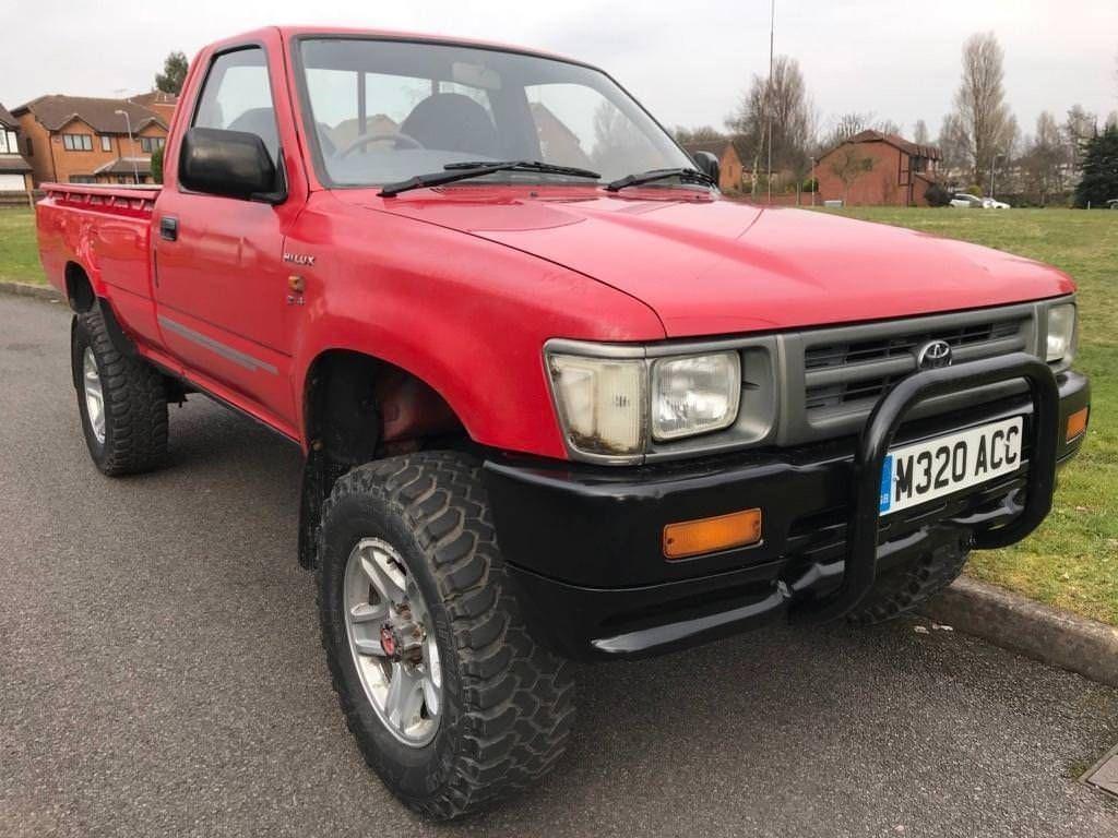 Kelebihan Toyota Hilux 1994 Tangguh