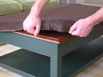 The Little Tumblers Table Topper Is A Childproof Safety