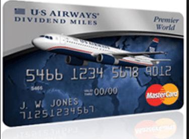 Us Airways Mastercard Login Using Www Usairwaysmastercard Com Credit Card Online Rewards