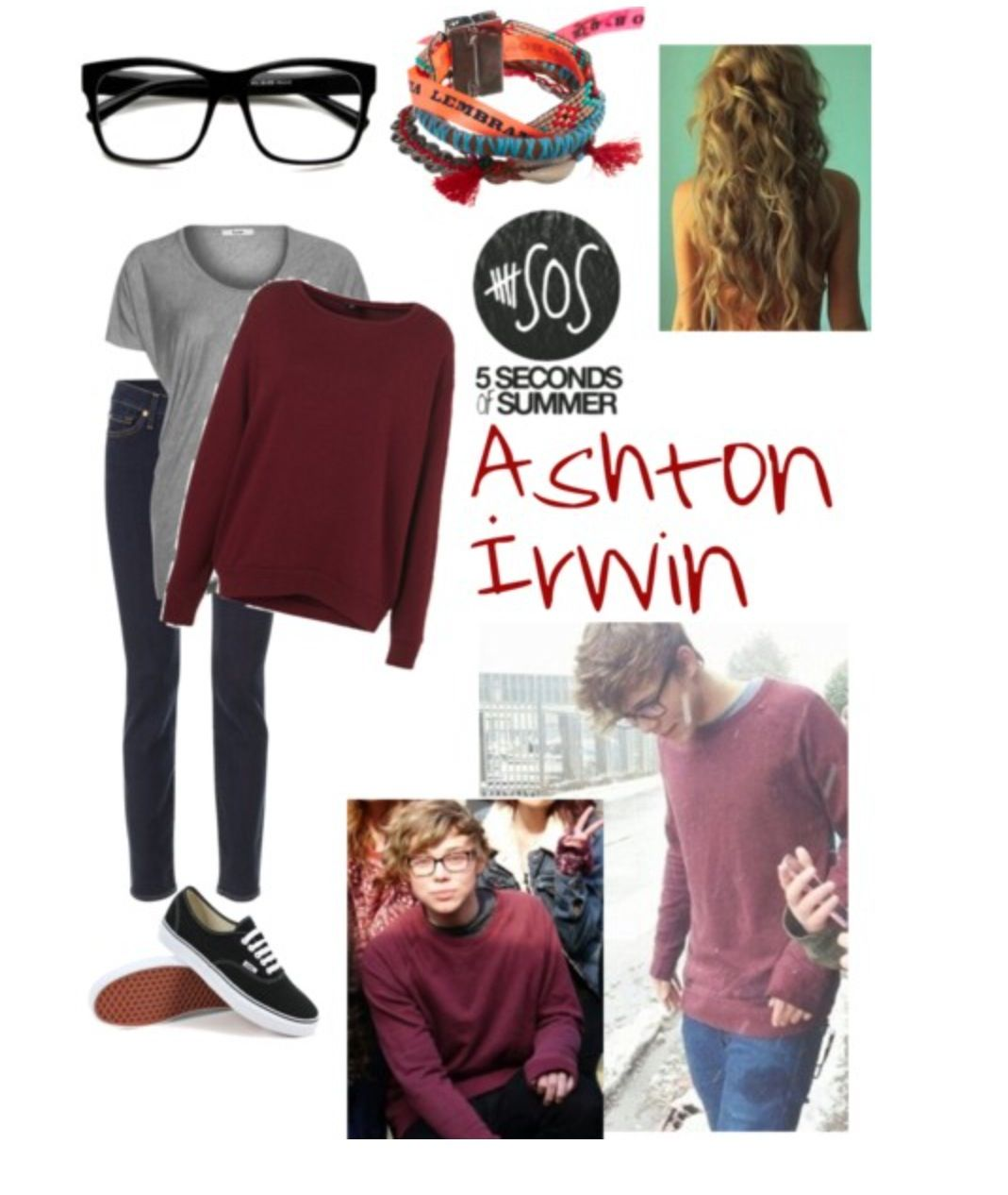 6aaa8889397b Ashton Irwin Style Steal.....this is a must have!!!